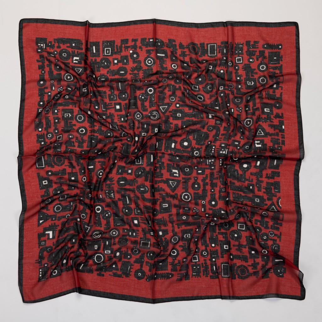 SC257-C روسری