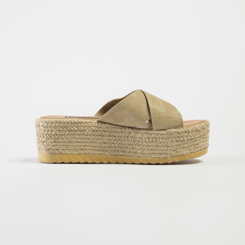 cream-7 کفش