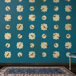 کاغذ دیواری wp-030