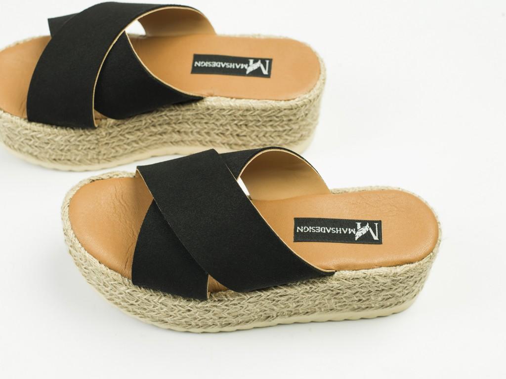 black-7 کفش