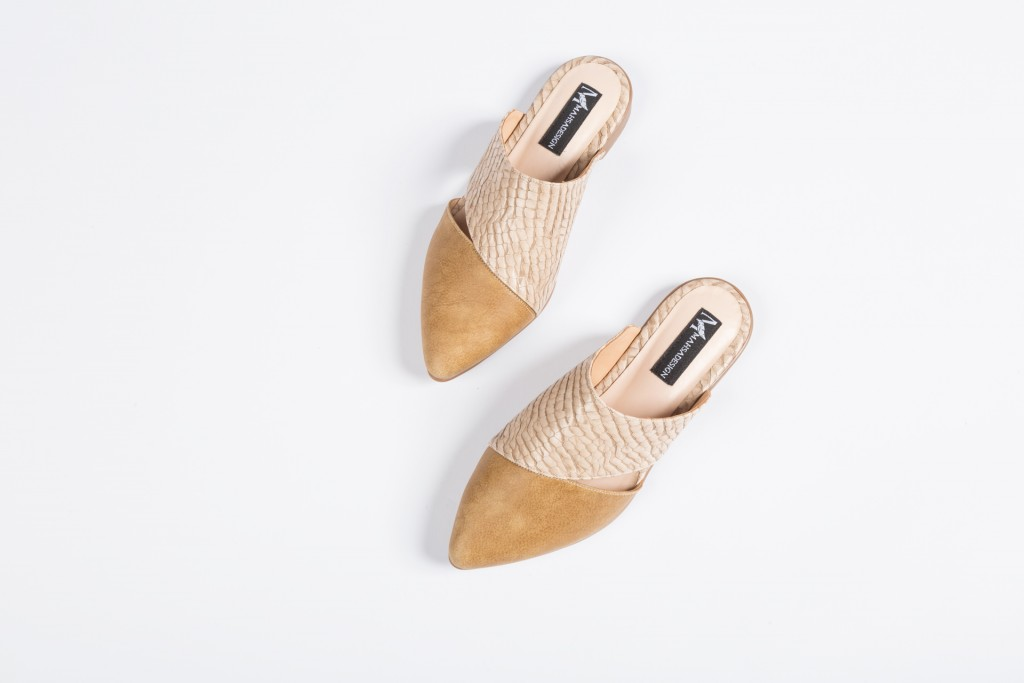 cream-31 کفش