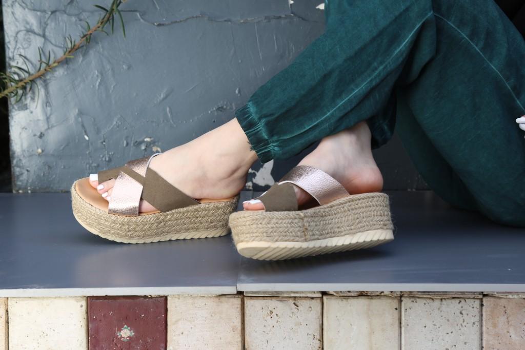 green-11 کفش
