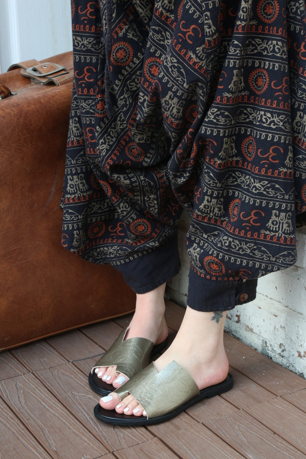 green-15 کفش