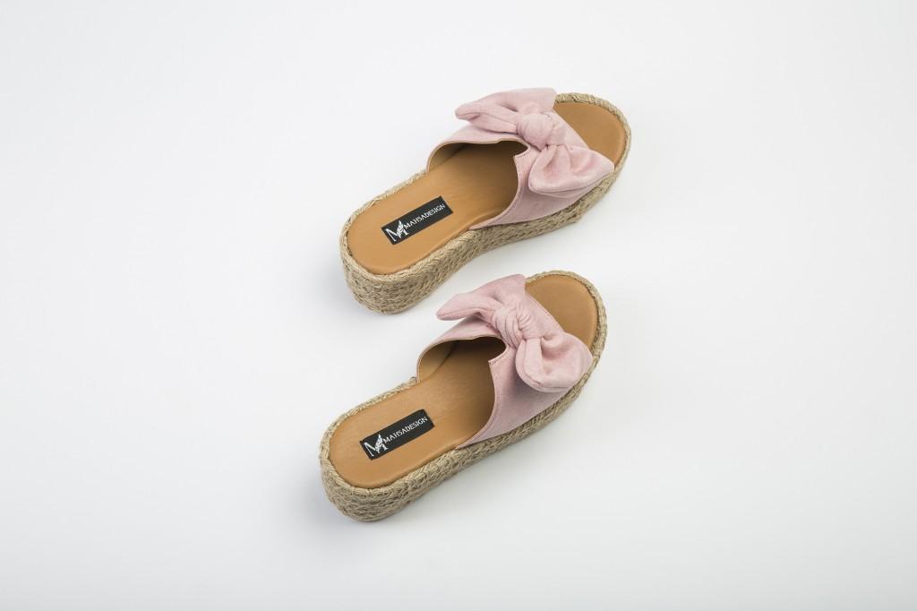 pink-10 کفش